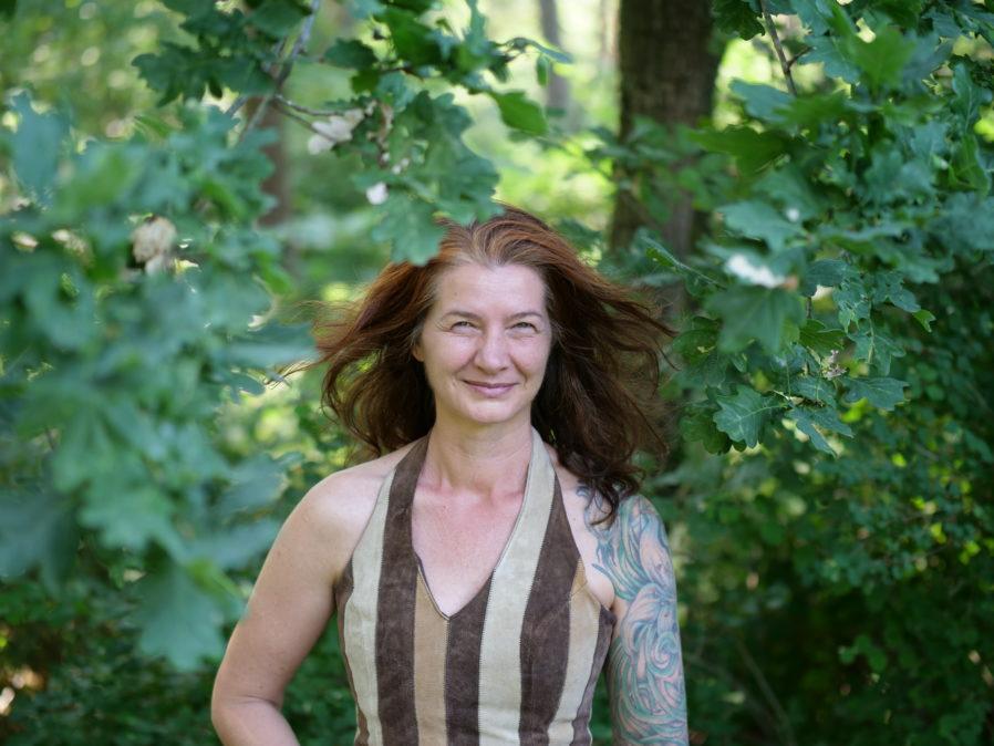 Carmen Arndt - Schamanin und Künstlerin