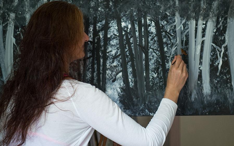 Kunst und Malen